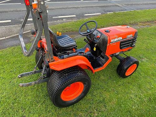 Kubota B1710 4-Wheel Drive Compact Tractor