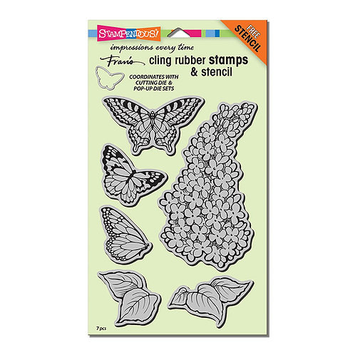 Stampendous: Lilac Stamp