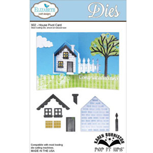 ECD House Pivot Card 902