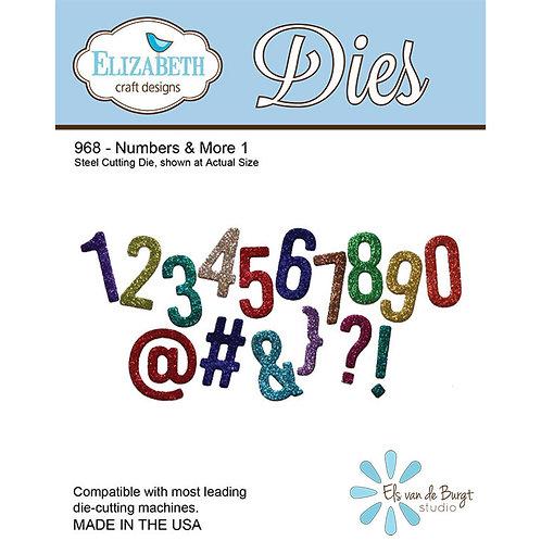 ECD Number & More 1 968