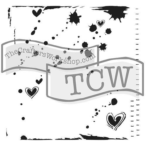 """TCW 6X6"""" Mini Confetti"""
