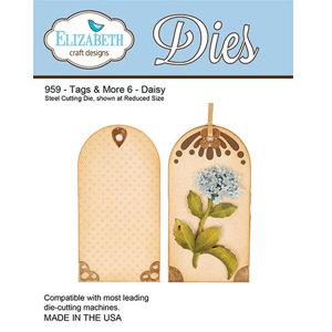 ECD 959 Tags & More 6 - Daisy