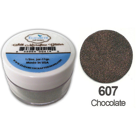 Micro-Fine Glitter - Chocolate