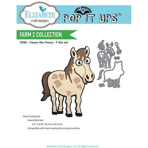 ECD Cocoa the Horse  1044