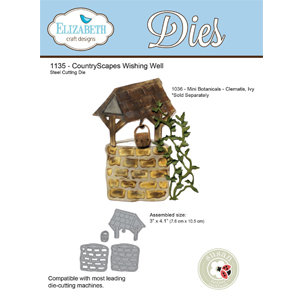 1135 - CountryScapes - Wishing Well