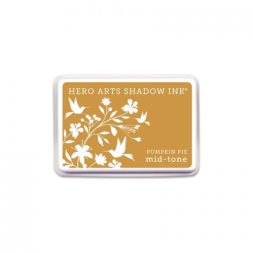 Hero Arts: Shadow Ink Mid-Tones Pumpkin Pie
