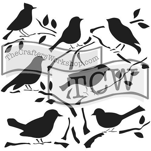 TCW 12X12 Birds