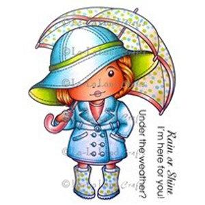 La-La Land Marci with Umbrella 5177