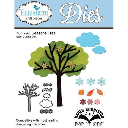 ECD All Seasons Tree - 781