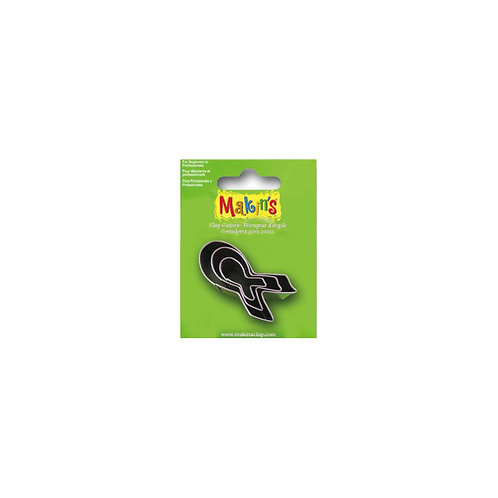 Makin's Clay Cutters 3/Pkg - BCA Ribbon