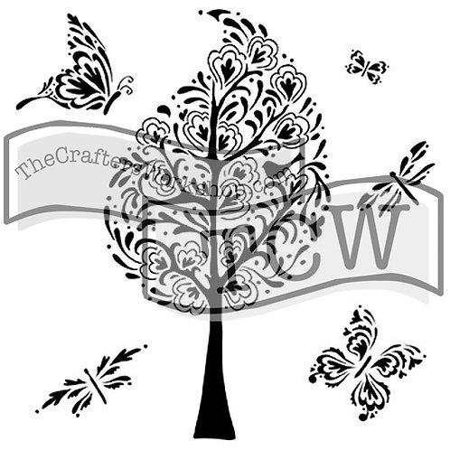 """TCW 6X6"""" Whimsy Garden"""