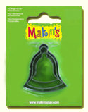 Makin's Clay Cutters 3/Pkg -Bell