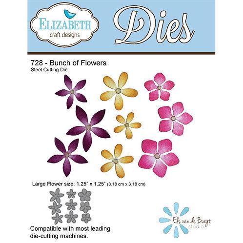 ECD Bunch of Flowers 728