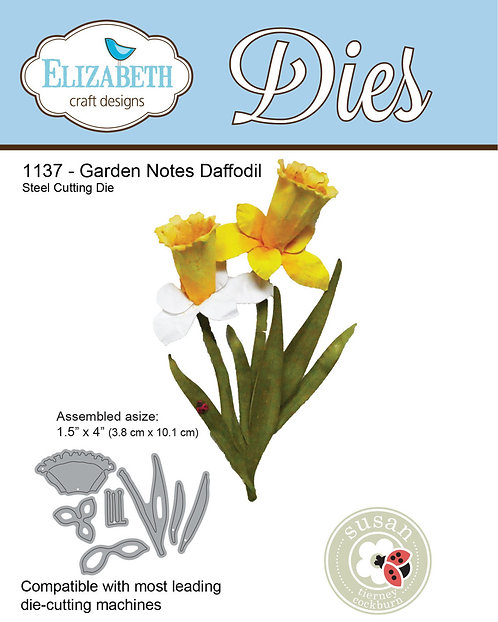 1137 - Garden Notes - Daffodil