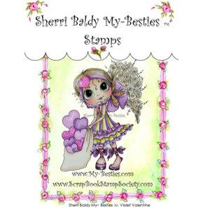 My Besties - MYB-0079 Violet Valentine