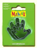 Makin's Clay Cutters 3/Pkg - Hand