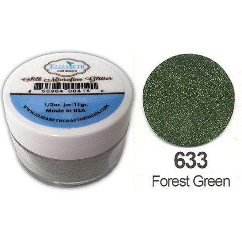 Micro-Fine Glitter - Forest Green