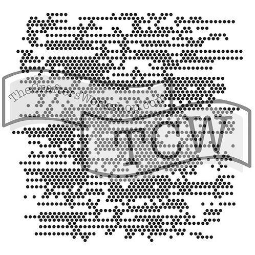 TCW 12X12 Tiny Circles