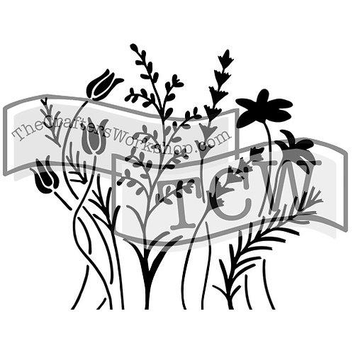 """TCW 6X6"""" Wildflowers"""