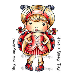 La-La Land Ladybug Marci 5208