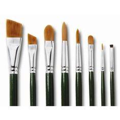 1299 -One Stoke Completer Brush Set - 8 Pcs