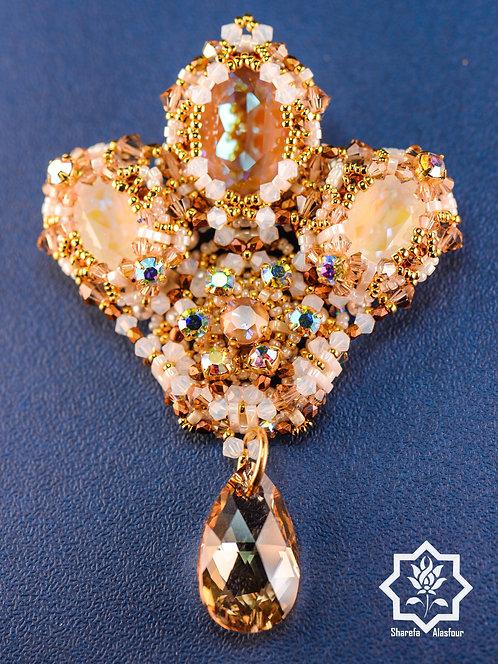 Royal brooch/ pendant. بروش/ قلادة رويال