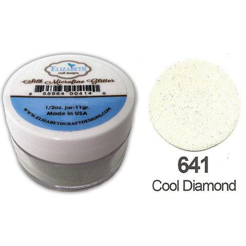 Micro-Fine Glitter - Cool Diamond