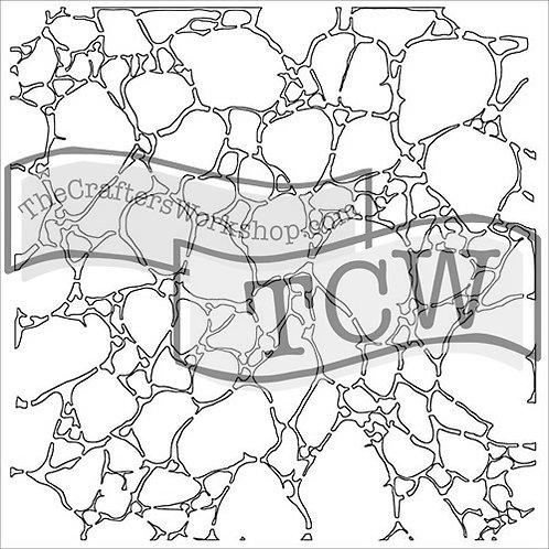 TCW 12X12 Organic Matter Mask