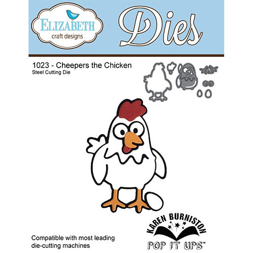 ECD Cheepers the Chicken  1023