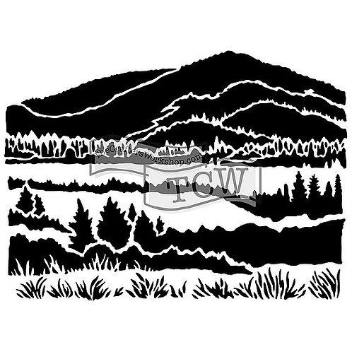 TCW 12X12 Mountain View