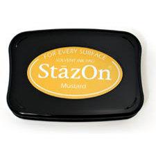 Mustard - Staz On Ink Pad