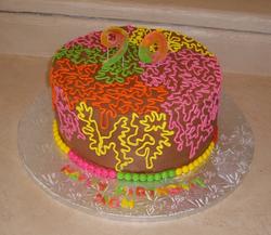 90th Birthday 60s cornelli bright