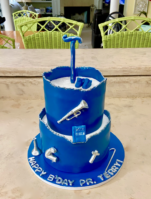 Commemorative Cake