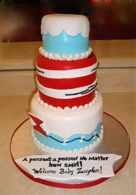 Baby Shower A Person's A Person No