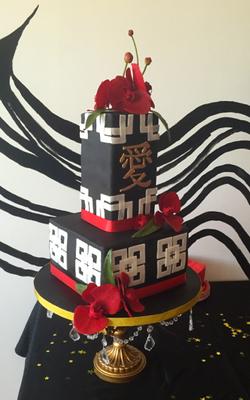 Asian Wedding Inspired