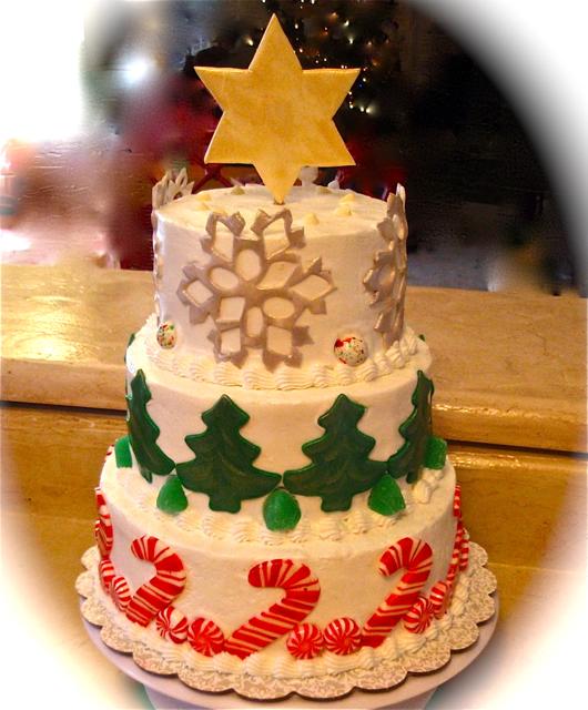 #christmascake #christmasstar