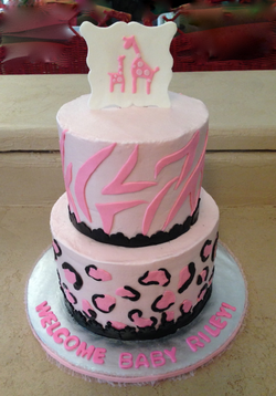 Baby shower 2 tier pink animal prints.png