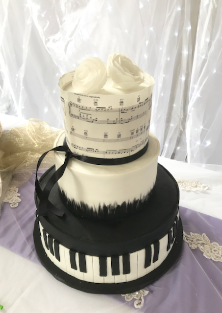 #ilovemusic #pianomusiccake