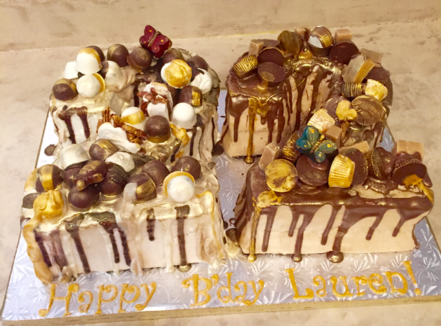 #carvedcake #22ndBirthday