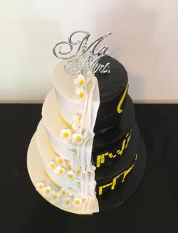 #splitcake #splitweddingcake Wedding