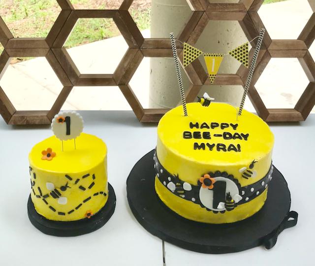 #happybeeday #birthdaycake