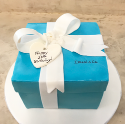 #packagecake #presentcake