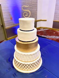 #fondantweddingcake