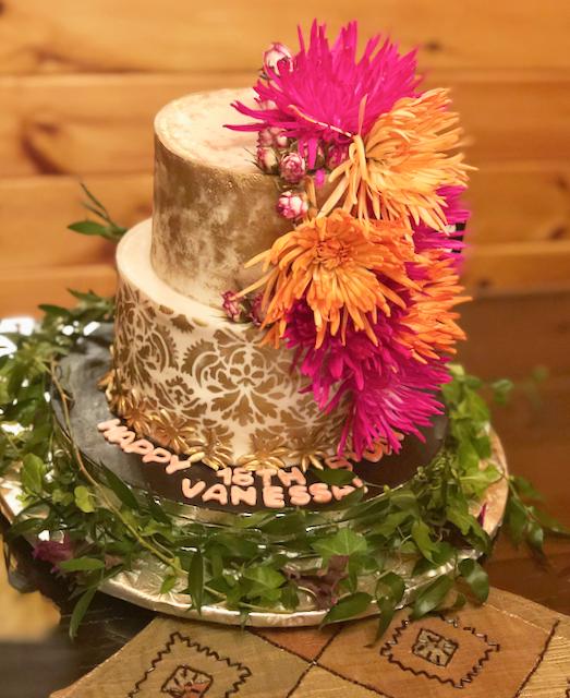 #fallweddingcake