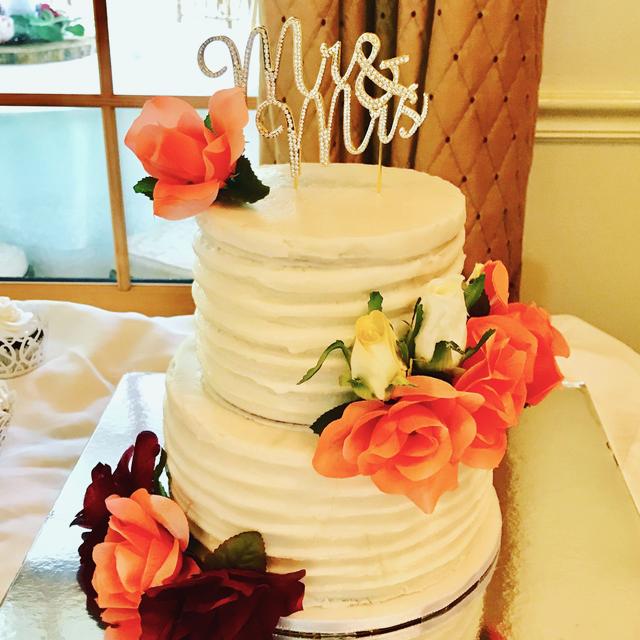 #simpledesignweddingcake