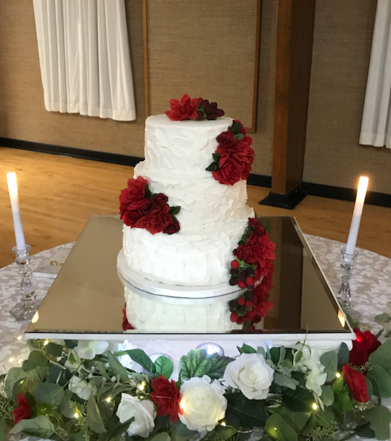 #buttercreamweddingcake