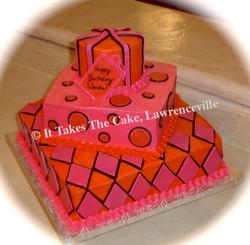 very hot diamonds & circles cake.png