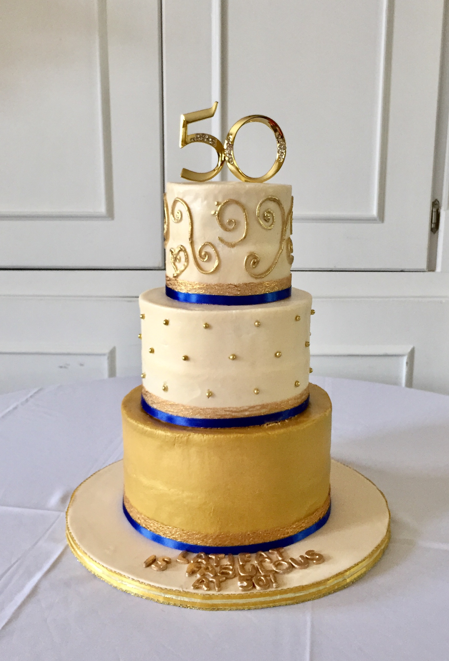 #50th 50th Anniversary