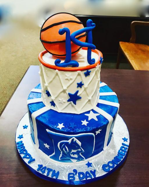 #basketballcake