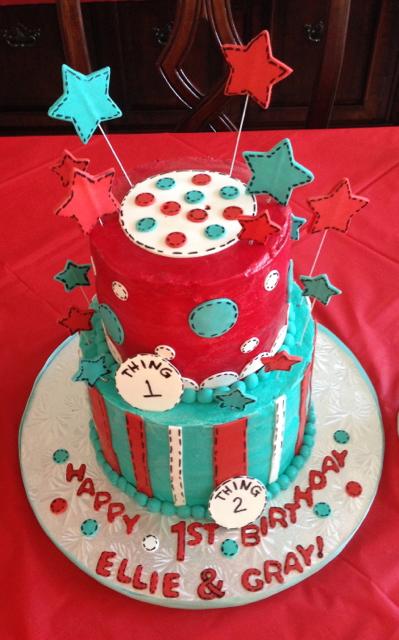 1st Birthday Cake fun cake lawrenceville ga duluth johns creek